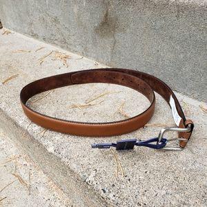 NEW Tommy Hilfiger Leather Belt